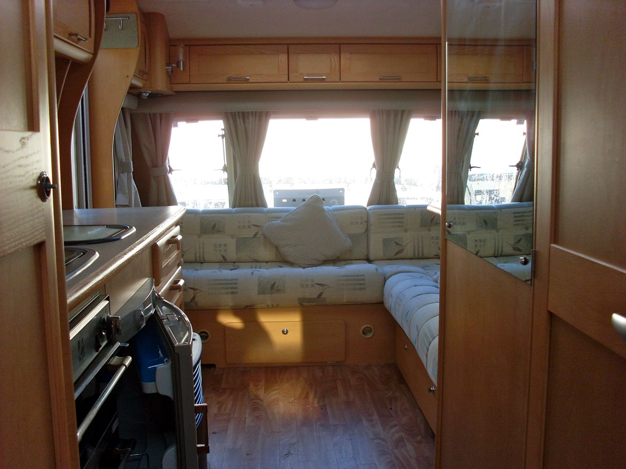 Berth Touring Caravans West Sussex